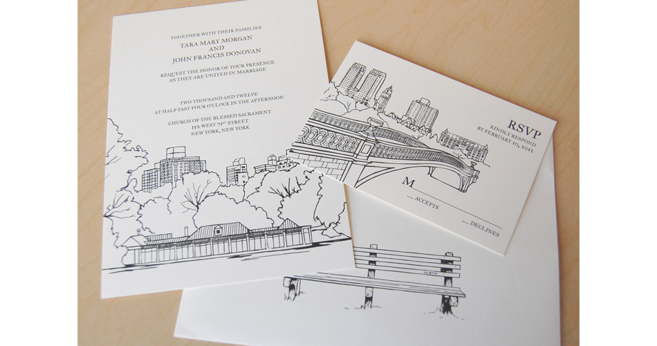Nyc Themed Wedding Invitations was amazing invitation template